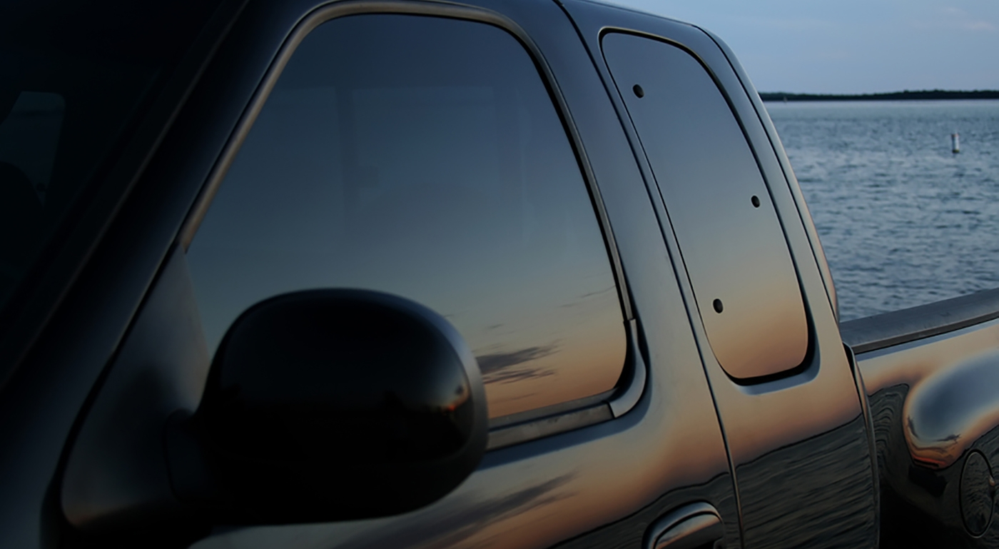 Truck window tinting specialists Redding CA